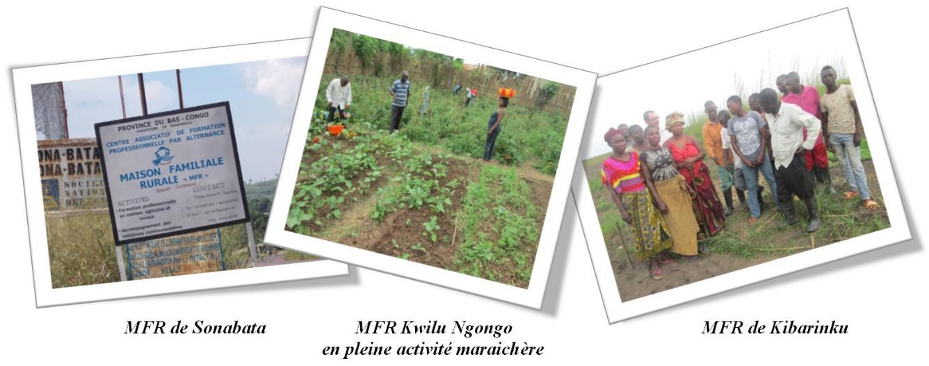 MFR et RDC